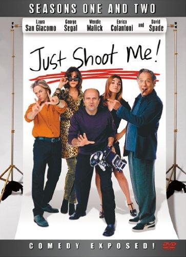 Watch Movie Just Shoot Me - Season 1