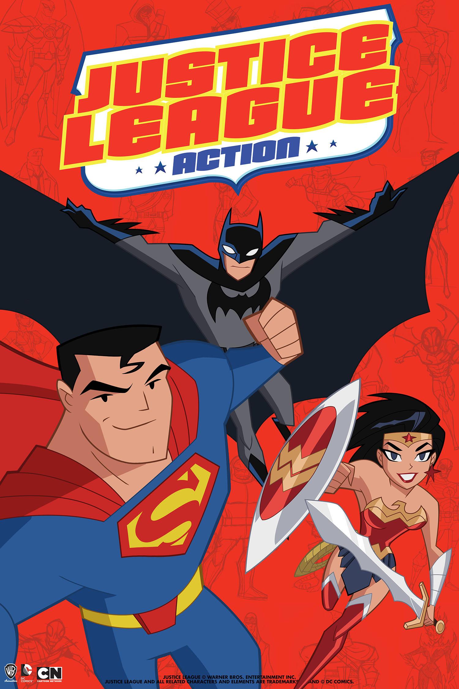 Watch Movie Justice League Action - Season 1