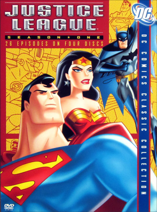 Watch Movie Justice League - Season 1