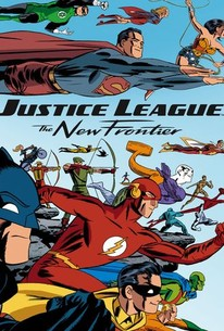 Watch Movie Justice League: The New Frontier
