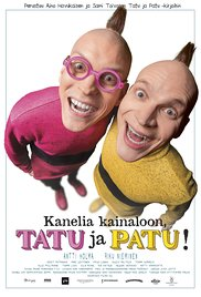Watch Movie Kanelia kainaloon, Tatu ja Patu!
