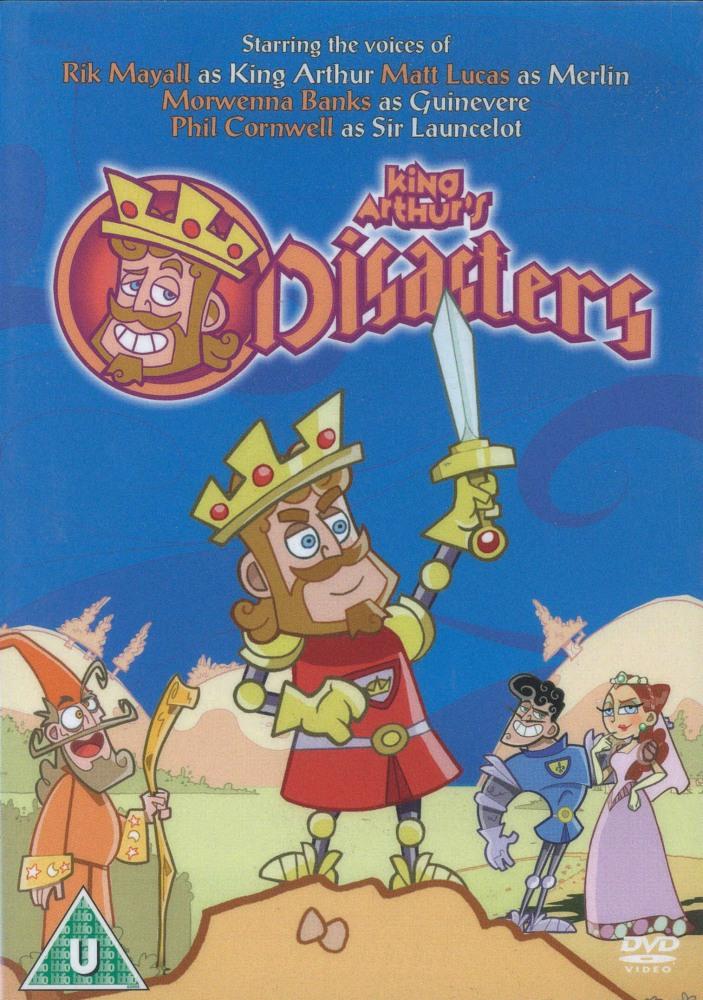 King Arthur's Disasters - Season 2
