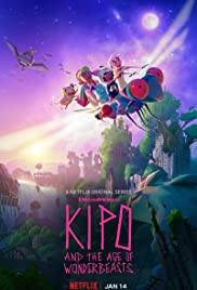 Watch Movie Kipo and the Age of the Wonderbeasts - Season 2