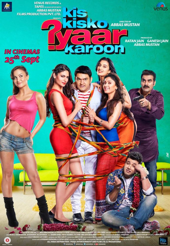 Watch Movie Kis Kisko Pyaar Karoon