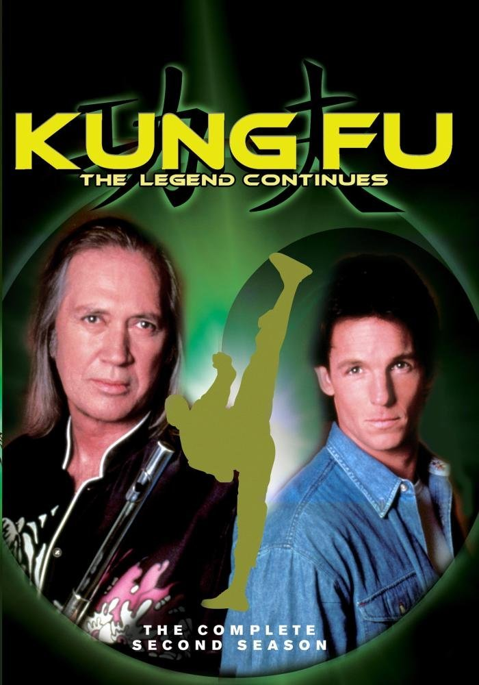 Watch Movie Kung Fu: The Legend Continues  - Season 4