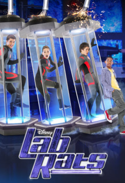 Watch Movie Lab Rats - Season 3