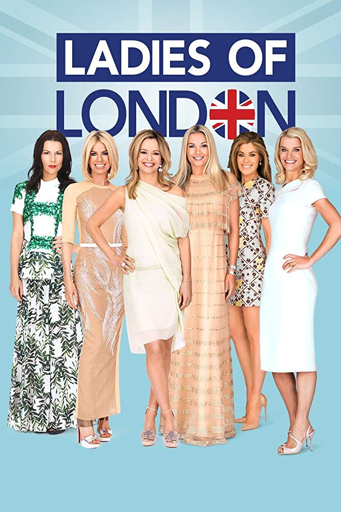Watch Movie Ladies Of London - Season 2