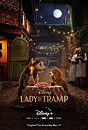 Watch Movie Lady and the Tramp (2019)