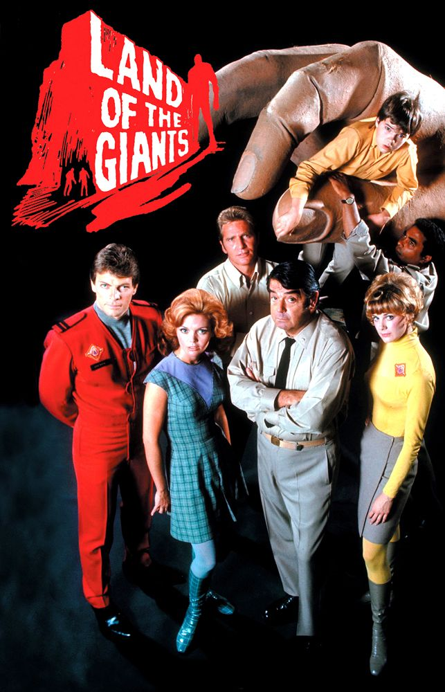 Watch Movie Land of the Giants - Season 1