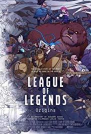 Watch Movie League of Legends: Origins