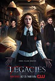 Watch Movie Legacies - Season 1