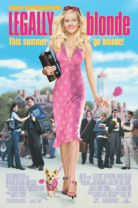 Watch Movie Legally Blonde