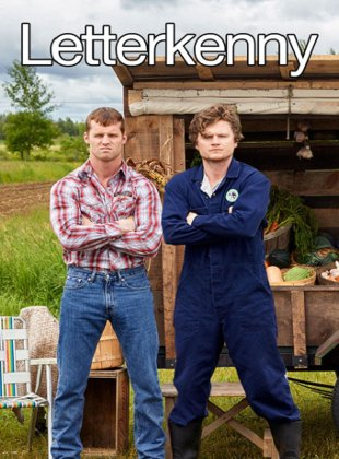 Watch Movie Letterkenny - Season 3