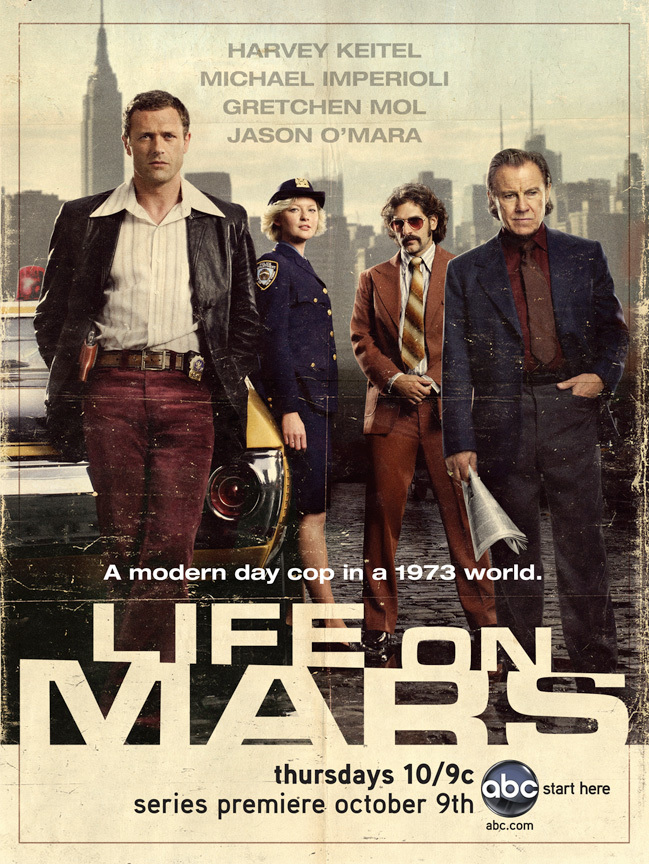 Watch Movie Life on Mars (US) - Season 1