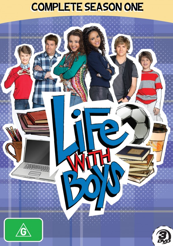 Watch Movie Life With Boys - Season 1