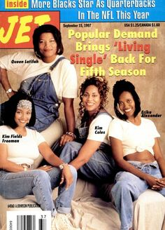Watch Movie Living Single - Season 2