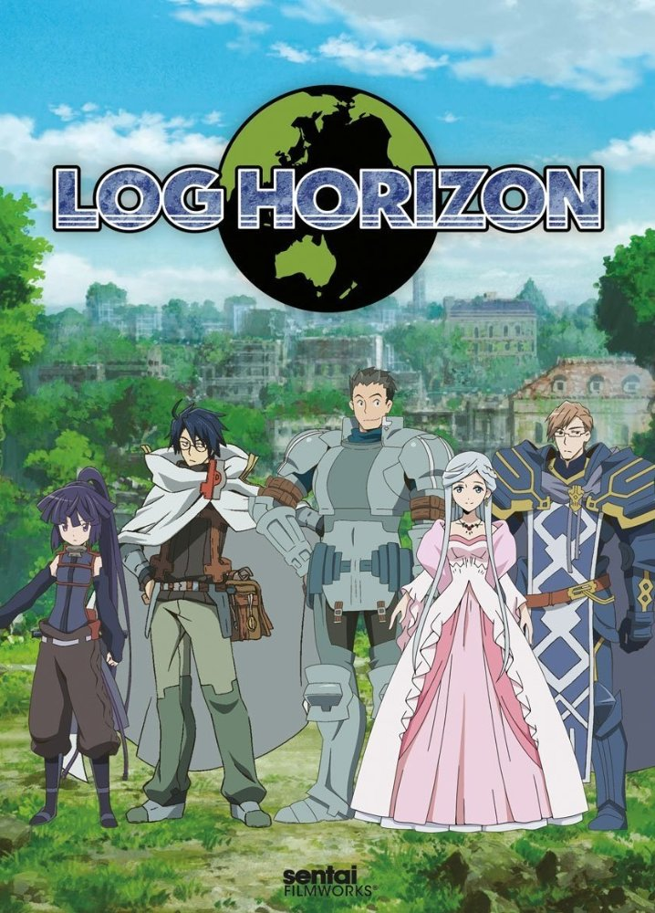 Watch Movie Log Horizon - Season 02 (English Audio)