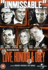 Watch Movie Love, Honor and Obey