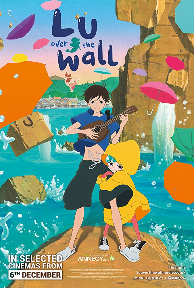 Watch Movie Lu Over the Wall