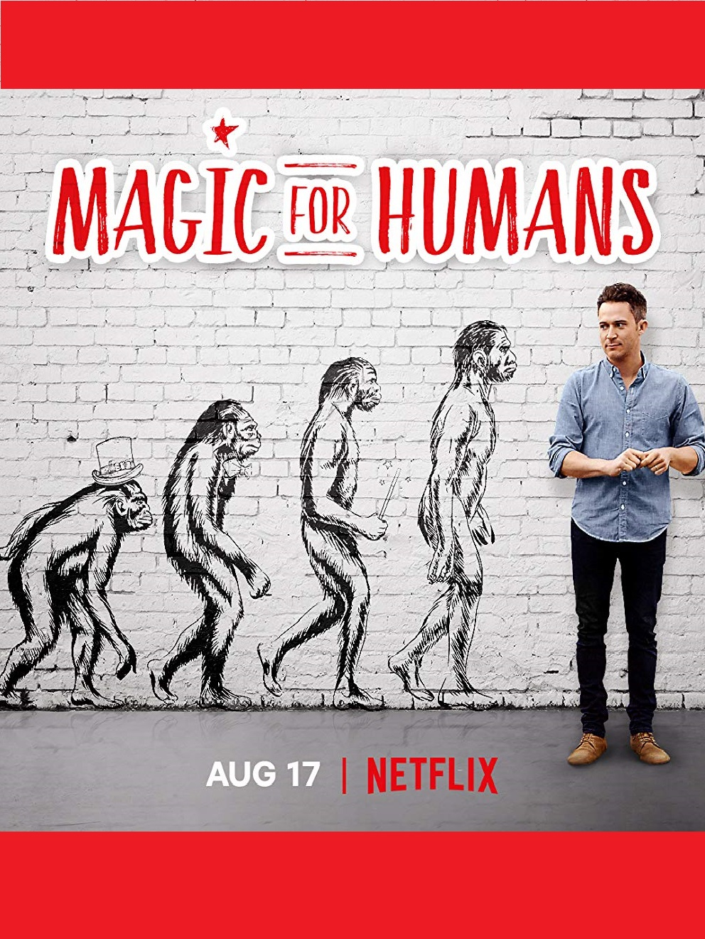 Watch Movie Magic for Humans with Justin Willman - Season 1