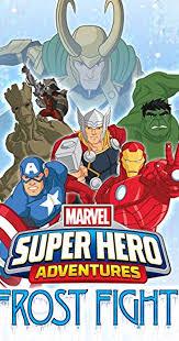 Watch Movie Marvel Super Hero Adventures - Season 1