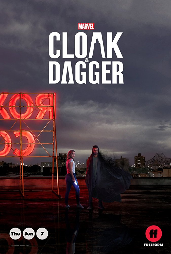 Watch Movie Marvel's Cloak & Dagger - Season 1