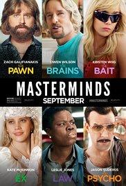 Watch Movie Masterminds