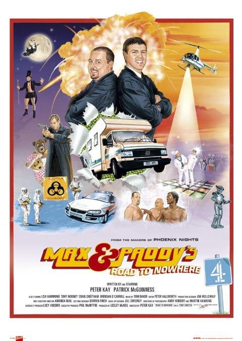 Max & Paddy's Road to Nowhere - Season 1