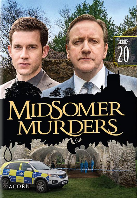 Watch Movie Midsomer Murders - Season 4
