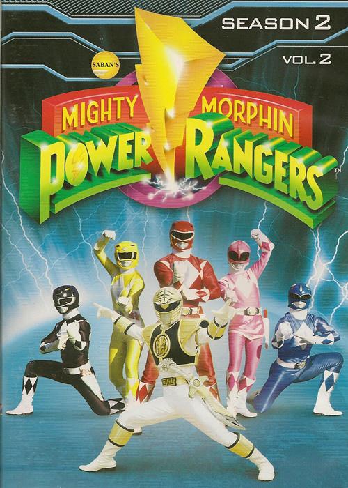 Watch Movie Mighty Morphin Power Rangers - Season 2