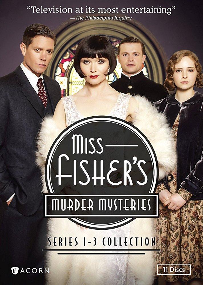 Miss Fisher's Murder Mysterie - Season 1