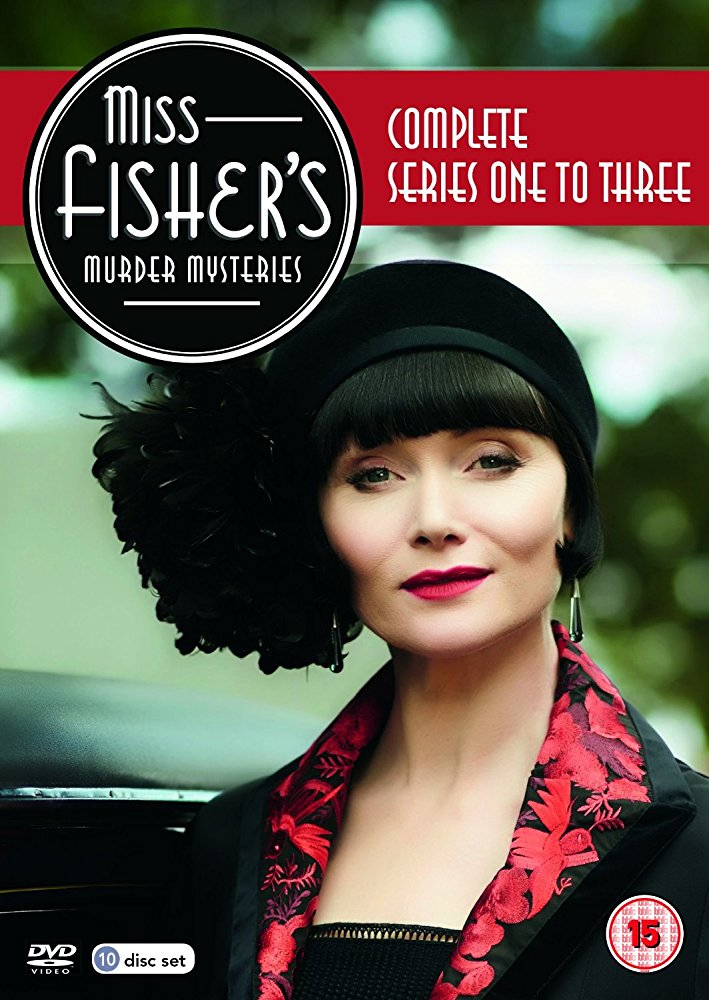 Watch Movie Miss Fisher's Murder Mysterie - Season 2