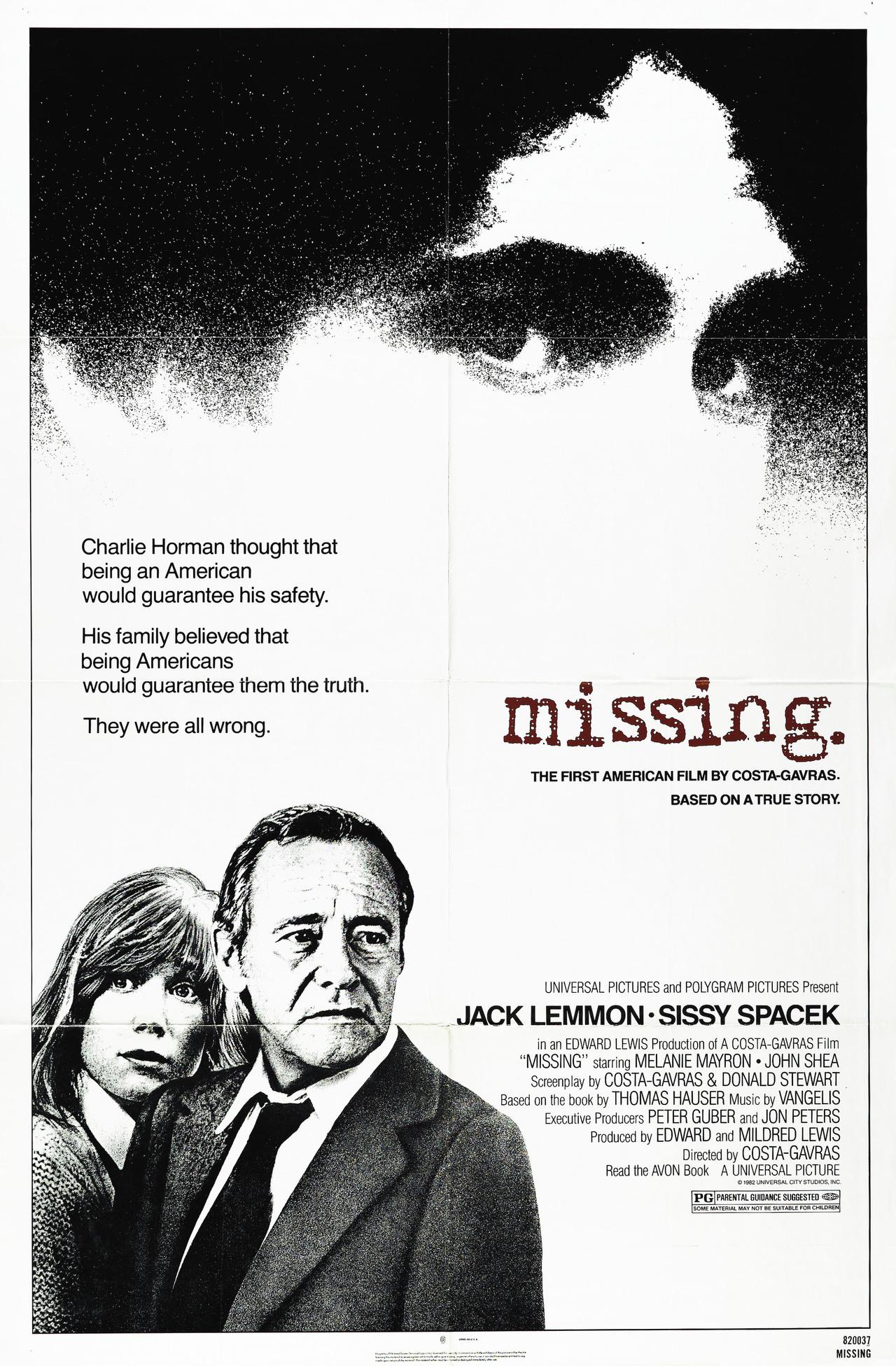 Watch Movie Missing