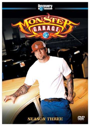 Watch Movie Monster Garage - Season 1