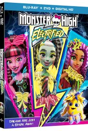 Watch Movie Monster High: Electrified
