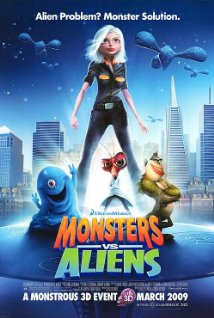 Watch Movie Monsters vs. Aliens