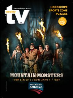 Watch Movie Mountain Monsters - Season 1