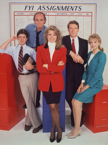 Watch Movie Murphy Brown - Season 4