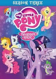Watch Movie My Little Pony: Friendship Is Magic season 3