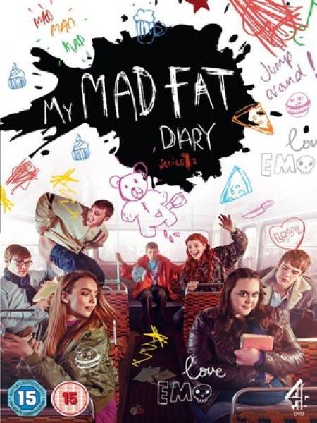 Watch Movie My Mad Fat Diary - Season 3