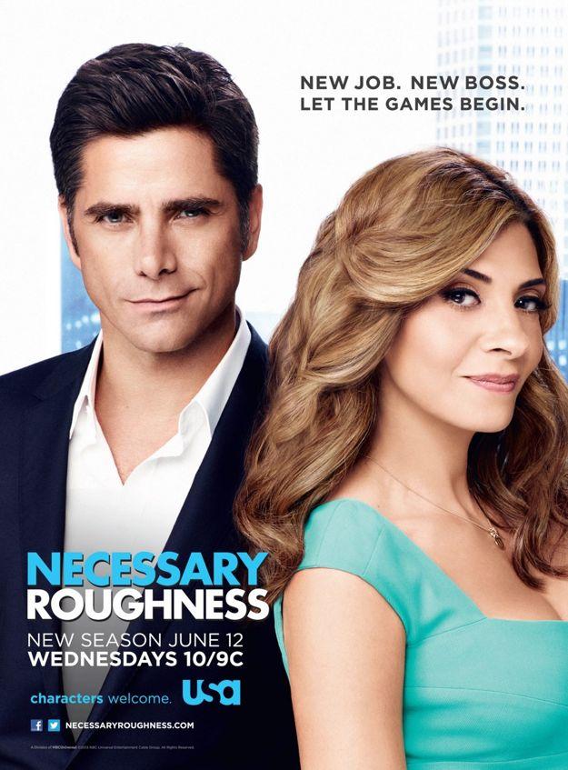 Watch Movie Necessary Roughness - Season 3
