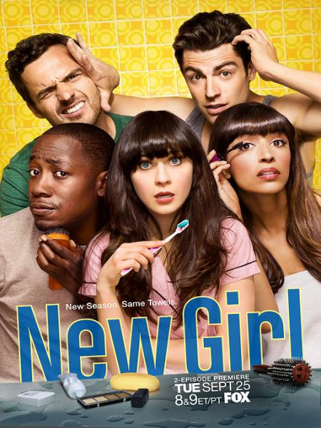 Watch Movie New Girl - Season 2