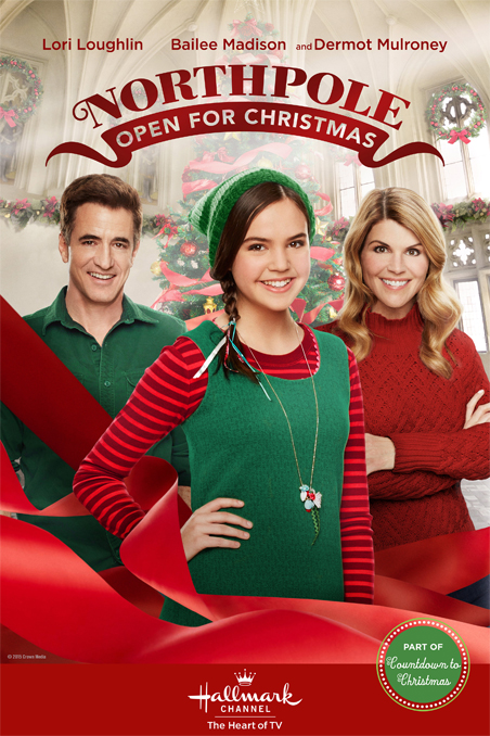 Watch Movie Northpole Open for Christmas