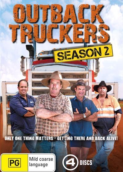 Watch Movie Outback Truckers - Season 6