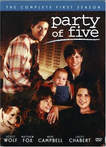 Watch Movie Party of Five - Season 2