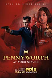 Watch Movie Pennyworth - Season 1
