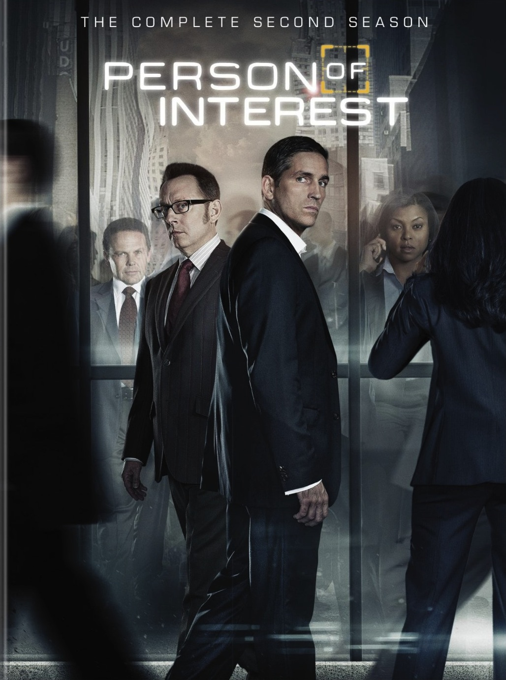 Watch Movie Person Of Interest - Season 2