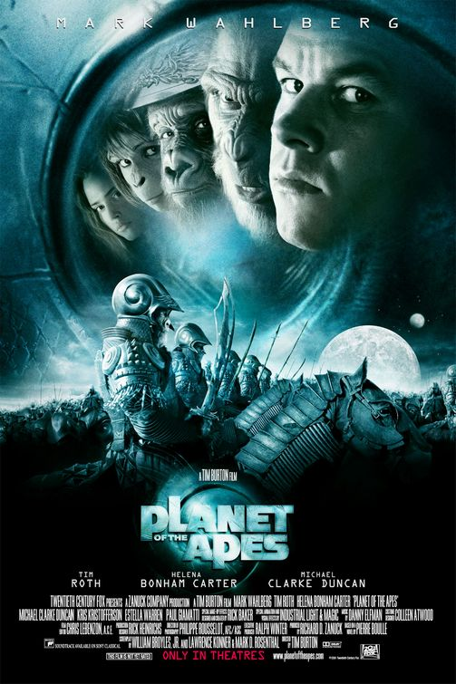 Watch Movie Planet of the Apes (2001)