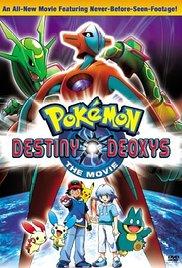 Watch Movie Pokemon - Destiny Deoxys