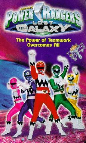 Watch Movie Power Rangers Lost Galaxy